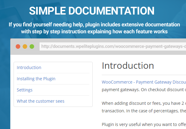 WooCommerce - Payment Gateways Discount and Fees - 5